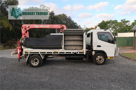 2010 Fuso Canter FE85 Midcoast Trucks - Trucks for Sale