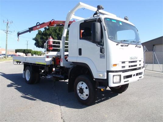 2008 Isuzu FTS 800 - Trucks for Sale