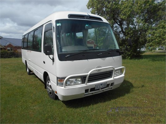 2007 Toyota Coaster 21 Seat - Buses for Sale