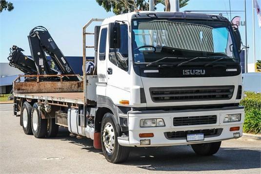 2004 Isuzu Giga CXZ 385 WA Hino - Trucks for Sale