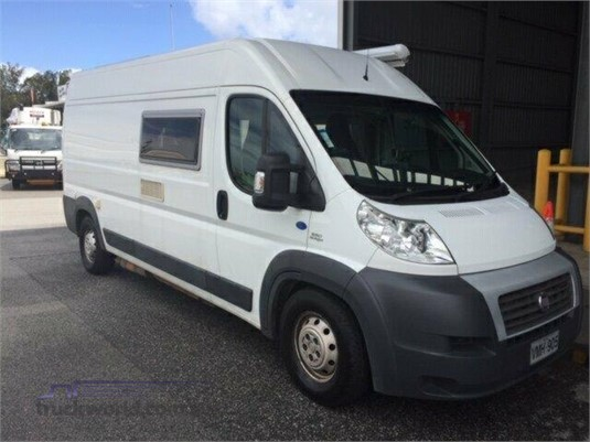2014 Fiat Ducato Series 4 Van Mid Roof - Light Commercial for Sale