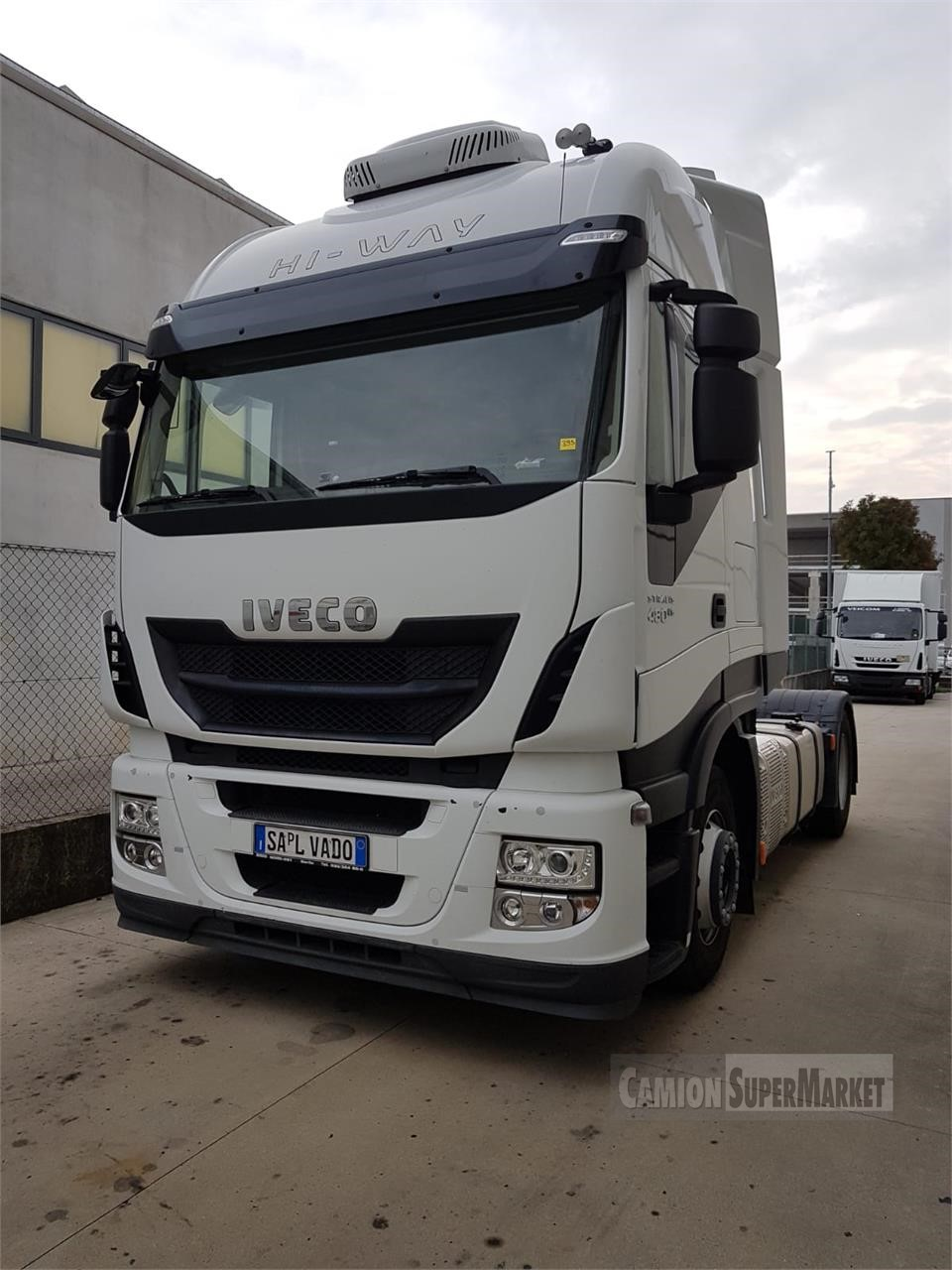 Iveco STRALIS 480 used 2015