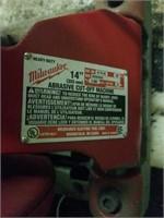 "14"" Abrasive Cutoff Machine"