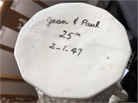 Vintage Pitcher - Cream color