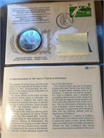 21 Limited Edition Proof Silver Medals