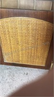 Vintage Lane Cedar Chest On Wheels With Padded