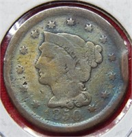Weekly Coins & Currency Auction 11-22-19