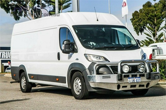 2016 Fiat Ducato  - Light Commercial for Sale