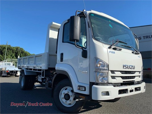 2019 Isuzu FRR 107 210 SWB Tipper Dwyers Truck Centre  - Trucks for Sale