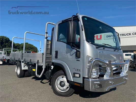 2019 Isuzu NPR 45 155 AMT Premium Tradepack - Trucks for Sale