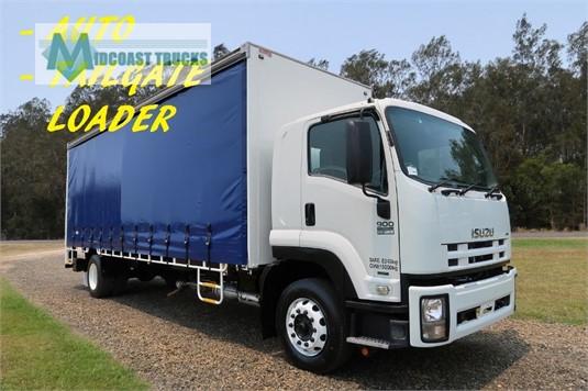 2011 Isuzu FTR 900 Long Premium AMT Midcoast Trucks - Trucks for Sale
