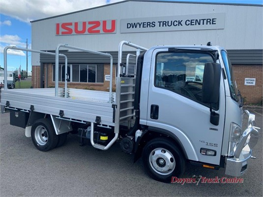 2019 Isuzu NPR 45 155 AMT SWB Premium Tradepack Dwyers Truck Centre  - Trucks for Sale