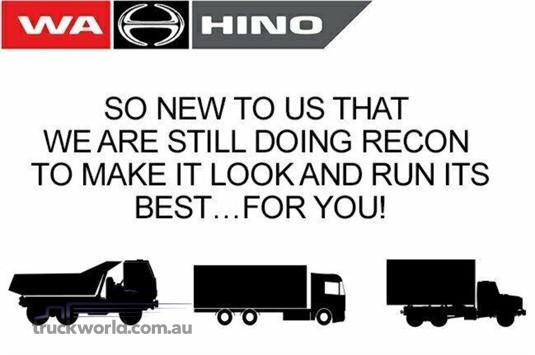 2014 Hino 300 Series WA Hino - Trucks for Sale