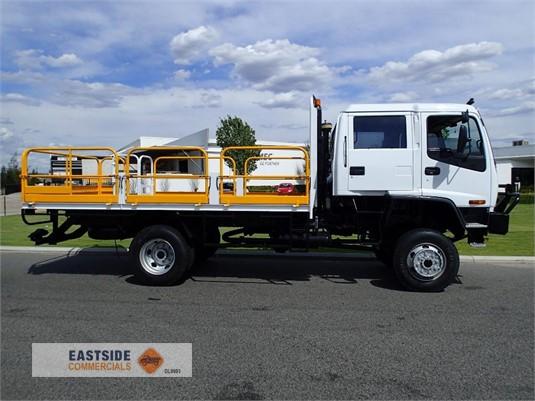 2004 Isuzu FTS 750 4x4 Dual Cab Eastside Commercials - Trucks for Sale