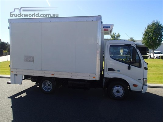 2007 Hino 300 Series 616 Short - Trucks for Sale