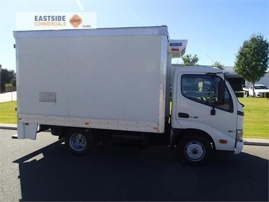 2007 Hino 300 Series 616 Short Eastside Commercials - Trucks for Sale