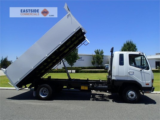 1998 Mitsubishi Fighter Eastside Commercials - Trucks for Sale