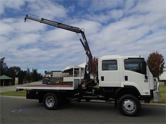 2008 Isuzu FTS 800 4x4 - Trucks for Sale