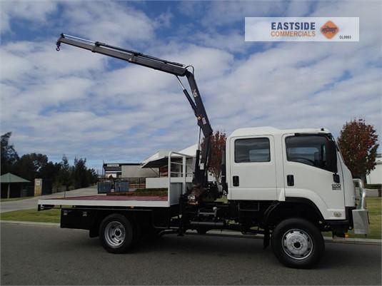 2008 Isuzu FTS 800 4x4 Eastside Commercials - Trucks for Sale
