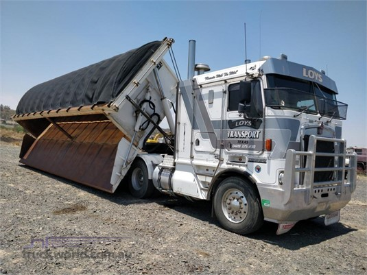 2012 Rhino Side Tipping Trailer - Trailers for Sale