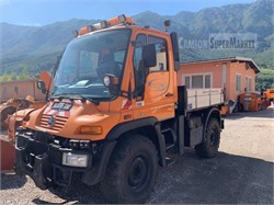 MERCEDES-BENZ UNIMOG 300  used