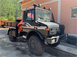 MERCEDES-BENZ UNIMOG 1450  used