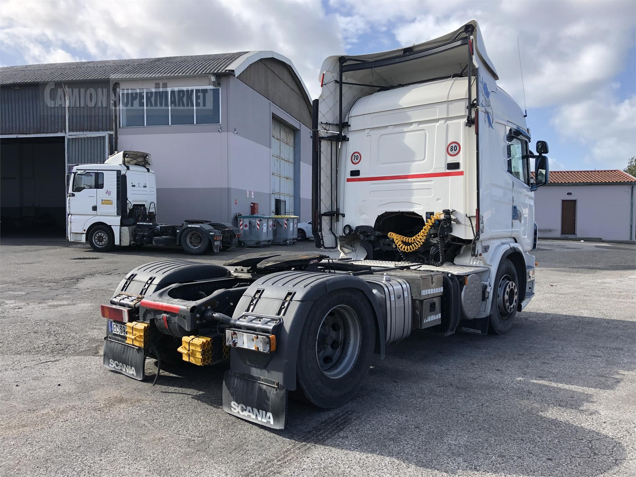 Scania R420 Usato 2012