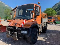 MERCEDES-BENZ UNIMOG 400  used
