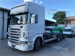 SCANIA R420  used