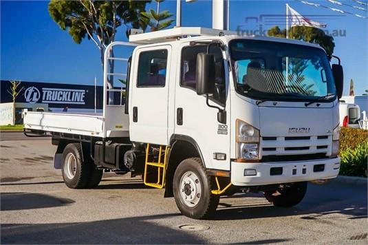 2013 Isuzu NPS 300 4x4 WA Hino - Trucks for Sale