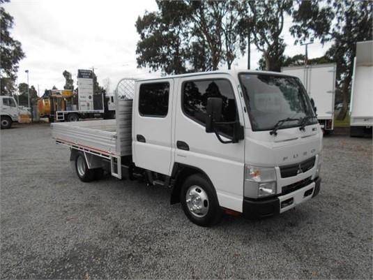 2016 Mitsubishi Fuso CANTER 515 - Trucks for Sale