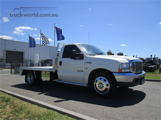 2006 Ford F350 Xlt - Light Commercial for Sale
