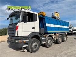 SCANIA R470  used
