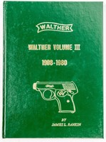 Lot of 3 Rare Walther PP and PPK Books