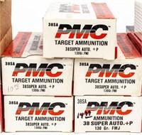 Ammo Lot Of 300 + Rounds Mixed Pistol Ammunition