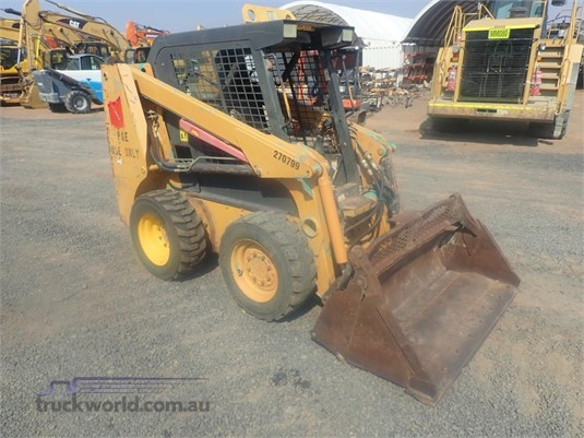 2002 Case 40 XT - Heavy Machinery for Sale