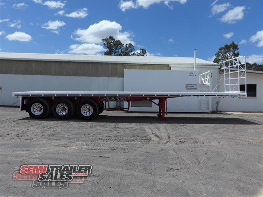 2011 Maxitrans Flat Top Trailer Semi Trailer Sales - Trailers for Sale