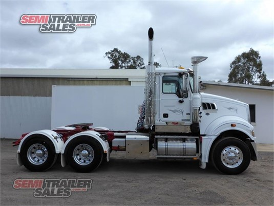 2015 Mack Trident Semi Trailer Sales - Trucks for Sale