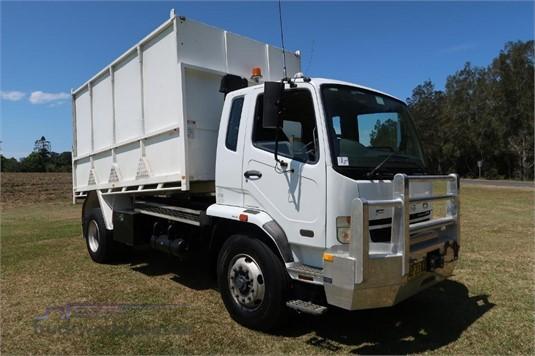 2009 Fuso Fighter 10 FM - Trucks for Sale