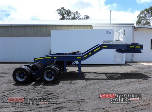 1996 Drake Dolly Semi Trailer Sales - Trailers for Sale