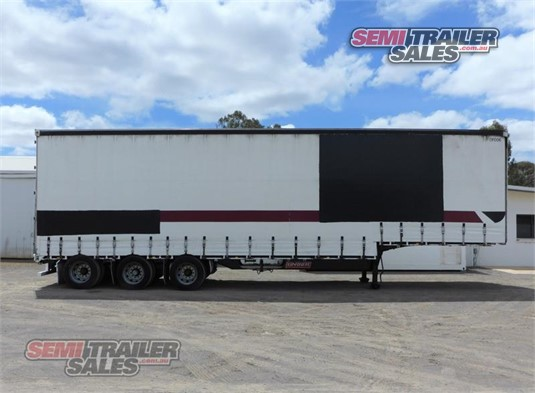 2006 Barker Drop Deck Trailer Semi Trailer Sales - Trailers for Sale