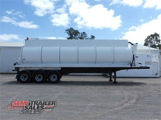 2007 Tht Tanker Trailer Semi Trailer Sales - Trailers for Sale