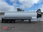 2000 Custom Tanker Trailer Vacuum Trailers