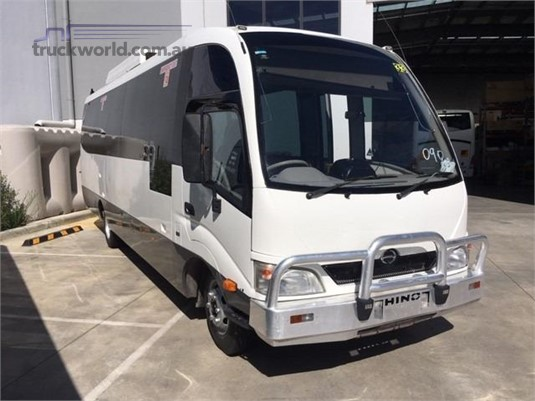 2007 Hino Chiron RB8 - Buses for Sale