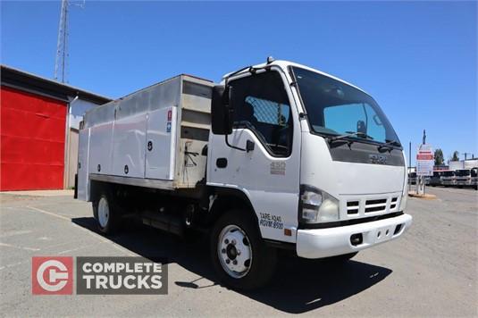 2006 Isuzu NQR450 Complete Equipment Sales Pty Ltd - Trucks for Sale