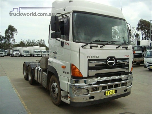 2008 Hino 700 Series SS - Trucks for Sale