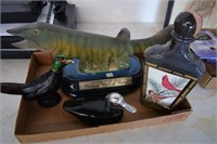 Decanters & Avon Cologone Bottles