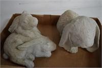 Concrete Rabbits