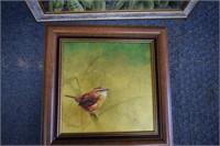 Dornisclt & Maser Bird Paintings