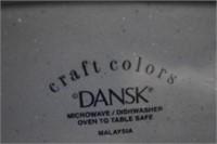 Dansk / The Cellar / Corning Dishes